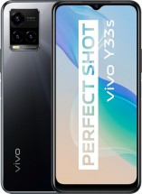 Mobilní telefon VIVO Y33s 8GB/128GB, černá