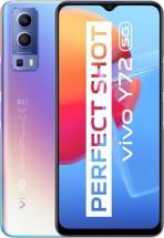 Mobilní telefon Vivo Y72 5G 8GB/128GB, světlá