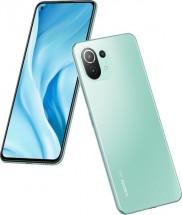 Mobilní telefon Xiaomi Mi 11 Lite 5G 6GB/128GB, zelená + ZDARMA Chytrý náramek Xiaomi Mi Band 6 v hodnotě 1190 Kč