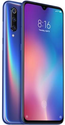 Mobilní telefon Xiaomi Mi 9 6GB/64GB, modrá