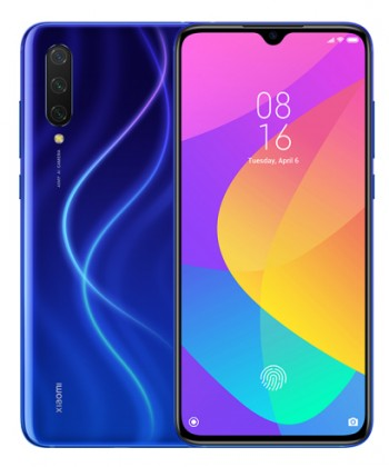 Mobilní telefon Xiaomi Mi 9 LITE 6GB/64GB, modrá