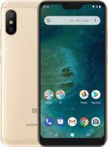 Mobilní telefon Xiaomi Mi A2 LITE 3GB/32GB, zlatá + Antivir ESET