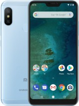Mobilní telefon Xiaomi Mi A2 LITE 4GB/64GB, modrá + dárky