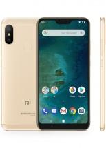 Mobilní telefon Xiaomi Mi A2 LITE 4GB/64GB, zlatá + Antivir ESET