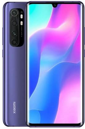 Mobilní telefon Xiaomi Mi Note 10 Lite 6GB/64GB, fialová