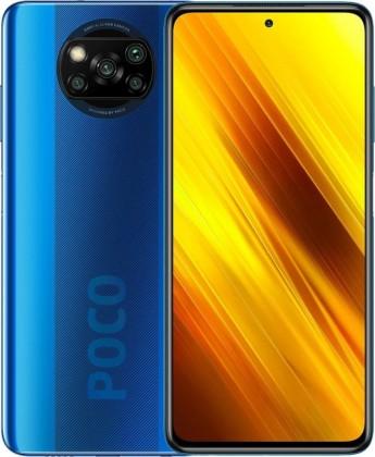 Mobilní telefon Xiaomi Poco X3 6GB/64GB, modrá