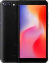 Mobilní telefon Xiaomi Redmi 6 3GB/32GB, černá
