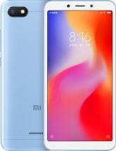 Mobilní telefon Xiaomi Redmi 6A 2GB/16GB, modrá + Antivir ESET