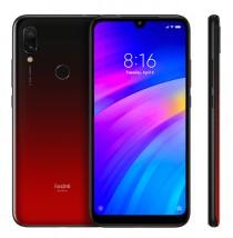 Mobilní telefon Xiaomi Redmi 7 3GB/32GB, červená + DÁREK Antivir Bitdefender v hodnotě 299 Kč