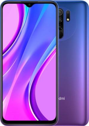 Mobilní telefon Xiaomi Redmi 9 3GB/32GB, fialová
