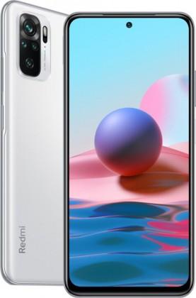 Mobilní telefon Xiaomi Redmi Note 10 4GB/64GB, bílá