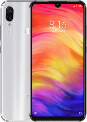Mobilní telefon Xiaomi Redmi NOTE 7 4GB/64GB, bílá