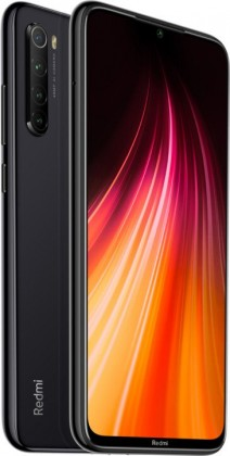 Mobilní telefon Xiaomi Redmi Note 8 4GB/64GB, černá