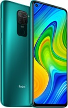 Mobilní telefon Xiaomi Redmi Note 9 4GB/128GB, zelená + DÁREK Powerbanka Canyon 7800mAh v hodnotě 349 Kč  + DÁREK Antivir Bitdefender pro Android v hodnotě 299 Kč