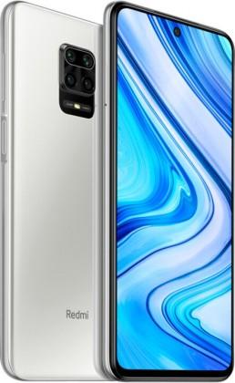 Mobilní telefon Xiaomi Redmi Note 9 Pro 6GB/64GB, bílá