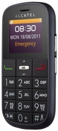 Mobily, GPS Alcatel 282 black (282X-2CALCZ1)