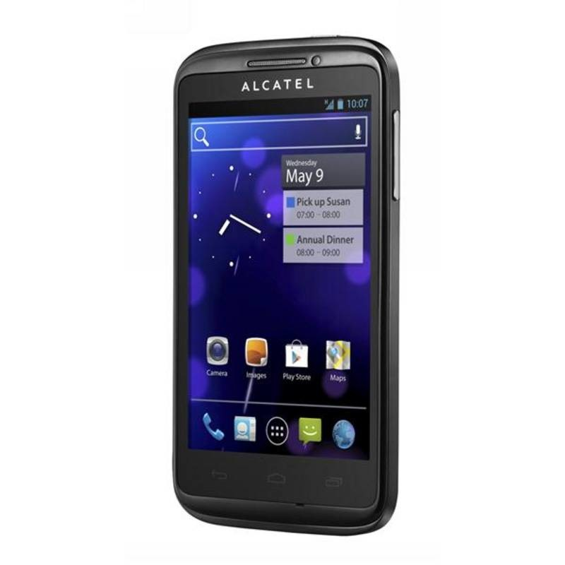 Mobily, GPS Alcatel 993D Black (993D-2AALCZ1)