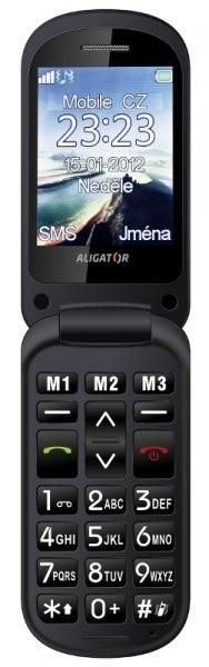 Mobily, GPS Aligator V500 Titan Black