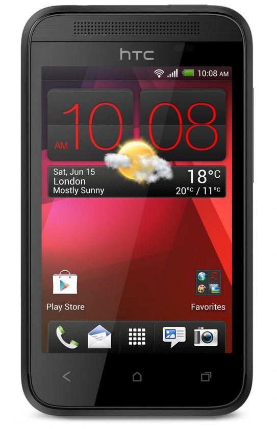 Mobily, GPS HTC Desire 200 (G2) Black