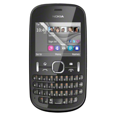 Mobily, GPS Nokia ASHA 201 Graphite