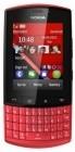 Mobily, GPS Nokia Asha 303 Red BAZAR