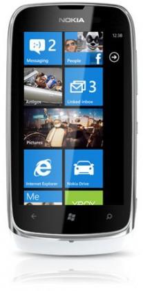 Mobily, GPS Nokia Lumia 610 White