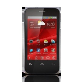 Mobily, GPS Prestigio MultiPhone PAP3500DUO, černý