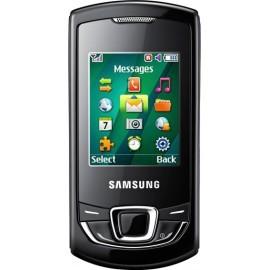 Mobily, GPS Samsung E2550, černý