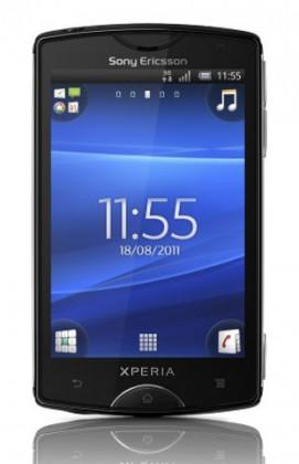 Mobily, GPS Sony Ericsson Xperia Mini Black ST15