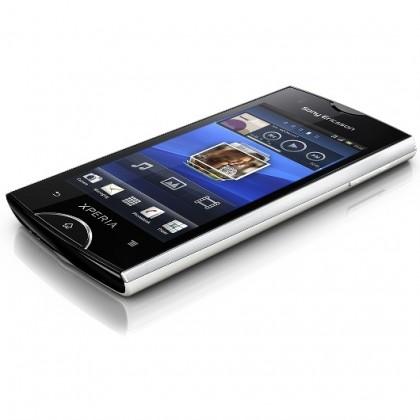 Mobily, GPS Sony Ericsson Xperia Ray White ST18i Bazar