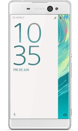Mobily, GPS ZLEVNĚNO Sony Xperia XA Ultra, bílá ROZBALENO