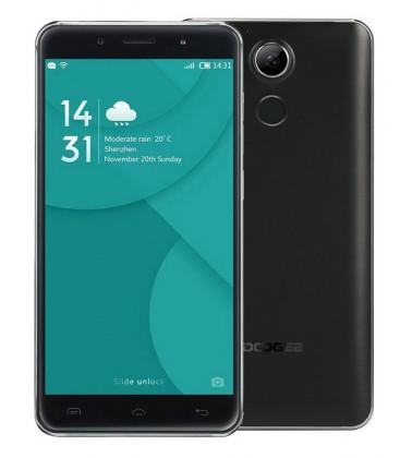 Mobily ZLEVNĚNO DOOGEE F7 Dual SIM, LTE, 32GB, šedá MÍRNÁ VADA VZHLEDU, ODĚRKY