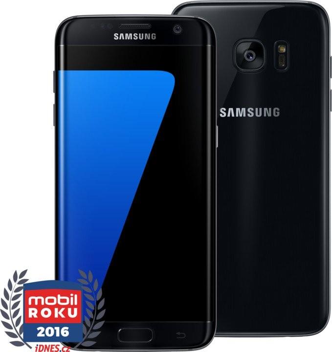 Mobily ZLEVNĚNO Samsung Galaxy S7 Edge G935F 32GB, černá POUŽITÉ, NEOPOTŘEBENÉ