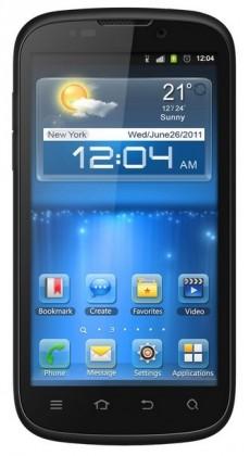 Mobily ZLEVNĚNO ZTE Grand X, černá ROZBALENO
