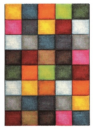 Moderní koberce Kusový koberec Dalibor 12 (140x200 cm)