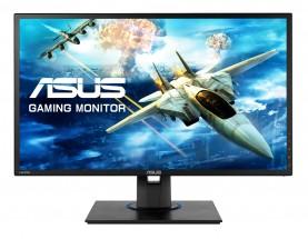 Monitor Asus VG245HE, 24'', herní, LED podsv., FullHD, černý + ZDARMA USB-C hub OLPRAN v hodnotě 999 Kč