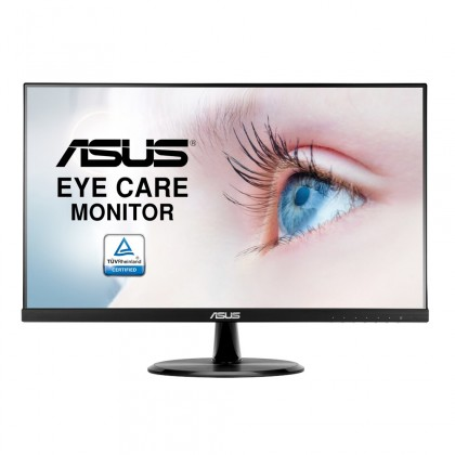 Monitor Asus VP249HE, 23,8'', LED, Full HD, IPS, černá