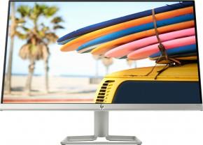 "Monitor HP 24"" Full HD, LCD, LED, IPS, 5 ms, 75 Hz, 24fw NEKOMPLE + ZDARMA Antivir Bitdefender Internet Security v hodnotě 699,-Kč"