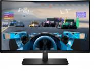 Monitor HP 27x, prohnutý, FullHD, 144 Hz, černá