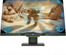Monitor HP 27xq, 27'', herní, 144hz, černý (3WL54AA)
