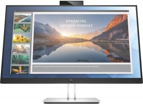 "Monitor HP E24d G4, 23,8"", 5 ms, integrovaná webkamera"
