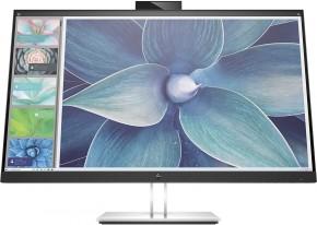 "Monitor HP E27d G4, 27"", 5 ms, integrovaná webkamera"