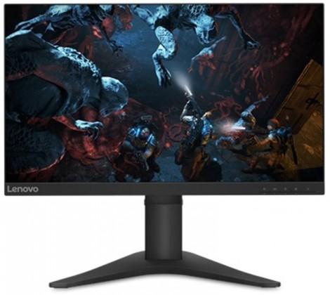 """Monitor Lenovo G25-10, 24,5"""", herní, 1 ms, 144 Hz, černá"""