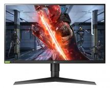 Monitor LG 27GL850, 27'', herní, QHD, IPS, 144 Hz, černá POUŽITÉ,