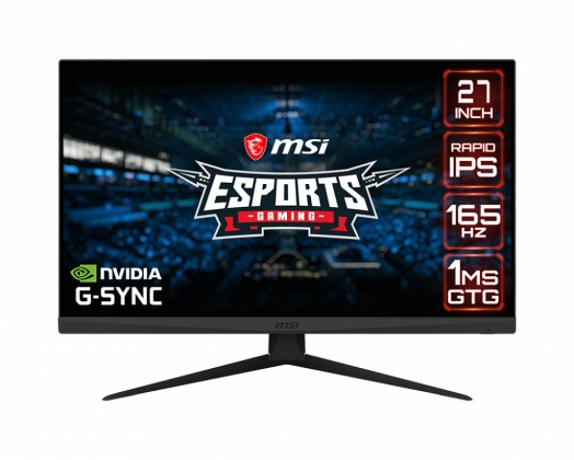 Monitor MSI Gaming Optix G273QF