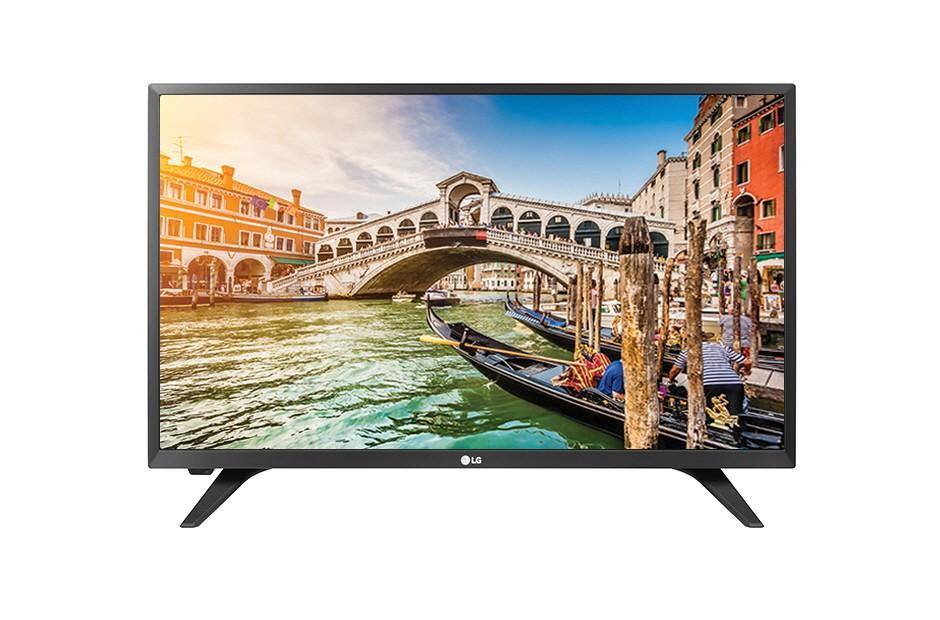 """Monitor s TV tunerem Monitor/Televize LG 24"""" LCD, LED, 5 ms, DVB-T2"""