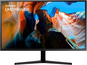 "Monitor Samsung 32UJ59, 32"", VA, HDMI, DP, 4ms"