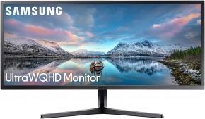 """Monitor Samsung S34J55WQUX, 34"""", VA, 2xHDMI, DP, 4 ms"""