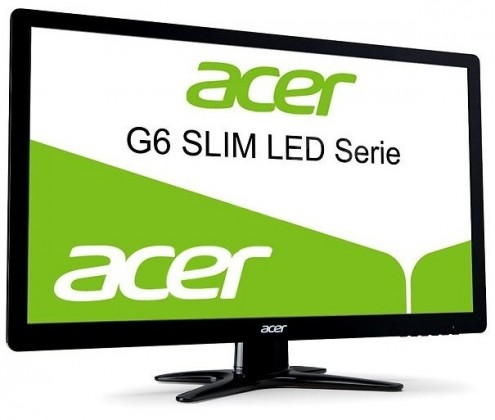 "Monitory 21,5"" Acer G226HQLBbd"