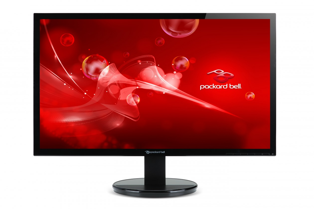"""Monitory 21,5"""" Packard Bell Viseo 223dlx"""